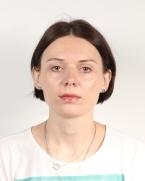 Откидыч Елизавета Вадимовна